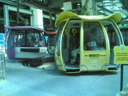 Genting Highlands Cable Car Waiting List