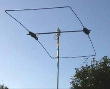 10 meter moxon