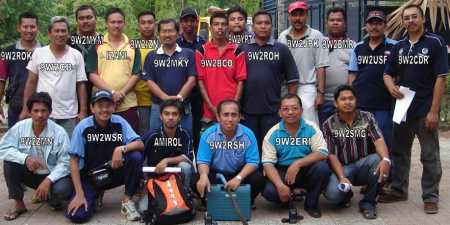 Gunung Keriang Repeater Team